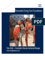 Energy Piles NIGG 2