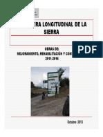 Carretera Longitudinal de La Sierra 2 18102013