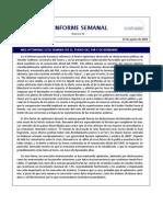 NVN - Informe semanal - 24-08-09
