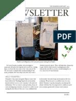Newsletter Dec Jan 13