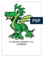 EL DRAGÓN  FURIOSO  Y  EL  GUERRERO