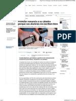 Camilo Jiménez-Renuncia a Cátedra de Comunicación Social Porque sus Alumnos no Saben Escribir