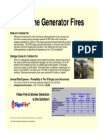 Signifire - Turbine Generator Fires