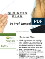 Presentation1 Business Plan Jameel Pathan