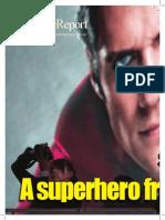 A Superhero from the Shtetl
