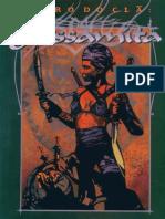Vampiro - A Mascara - O Livro do Clã - Assamita  (Revisado)