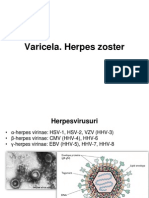 Varicela, HZ, Oreion