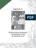 Biofertilizantes y Preparados a Base de Mierda de Vaca