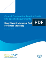 CoCP Part B King Edward Memorial Park Foreshore Revised