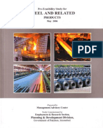 Steel and Related Products