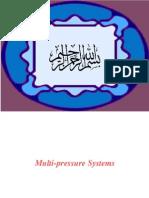 Multi Pressure Refrigeration Cycles