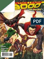 Justice League 3000 Exclusive Preview