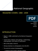 Semiotics_Nat Geo Covers