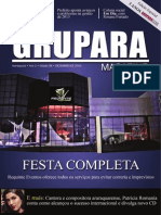 Grupara Magazine Araraquara DEZ Ed 8