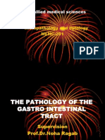 Oral and Esophageal Pathology'