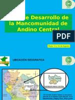 Presentacion Del Plan de Desarrollo - Cipca
