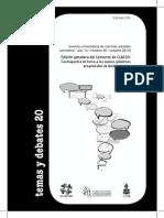 CLACSO-Temas y Debates Nº