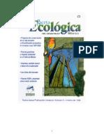 Gaceta Ecologica 1996. La Malinche Deteriorada