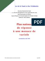 Plan Variole 2006