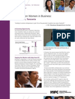 Banking on Women in Business - Case Study