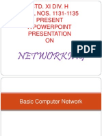 Basic Computer Network