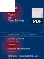 Ch13-Teams and Team Building