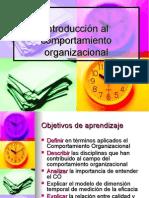 Cap#1IntroduccionalCompotamientoOrganizacional