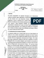 Sentencia Consulta y Participación - 2013 - Corte Suprema Perú