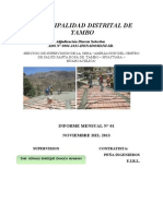 informe mensual de supervision n°01