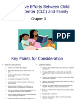 Developing Partnerships With Parents 3