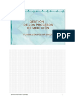Fundamentos Procesos de Medicion