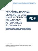 Propuesta técnica de un plan para la extracción sostenible de curiles