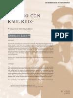 Entrevista Ruiz