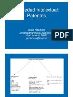 Legislación de patentes en Chile
