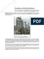116840035 Vacuum Distillation in Petroleum Refinery
