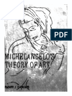 35561701 Clements Michelangelo s Theory of Art 1961