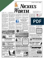 Nickel's Worth Issue Date 12-6
