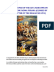 A Brief Synopsis of the Gita Mahatmyam Stories from the Padma Purana