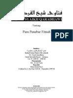FatwaAlQaradhawi-ParaPenebarFitnah