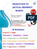 1817385194 Introduction to IPR