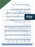 Magtanim Ay Di Biro Musicsheet