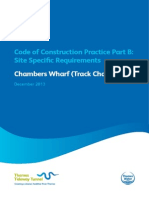 CoCP Part B Chambers Wharf Track Changes
