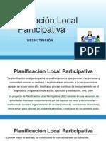 Planificación Local Participativa
