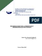2013algunasrecomendacionesparaelaboraruntextoescrit0-130624115740-phpapp01.doc