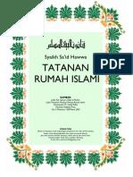 TatananRumahIslami_SaidHawwa