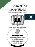 TheConceptOfGodInIslam_HasanAbdulHakim