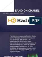 Iboc (in-band on Chanel)