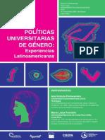 AFICHE POLITICAS UNIVERSITARIAS