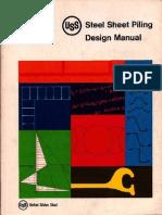 USS Sheet Piling Design Manual