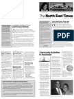 North East News Letter Fall 08